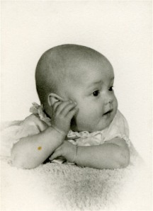 6 months old - 1960