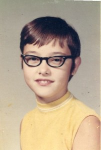 10 years old -- 1969