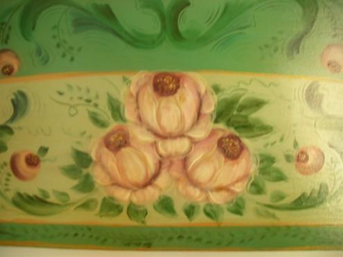 Florentine Roses