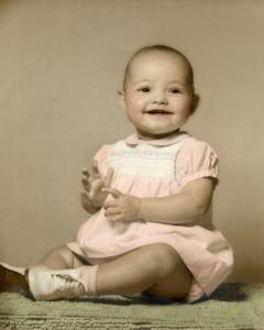 Me at Age 1