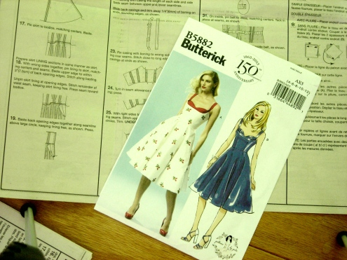 Butterick Pattern