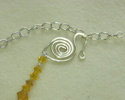 Hand-bent clasp