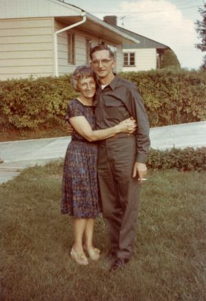 Grandma and Grandpap Gay