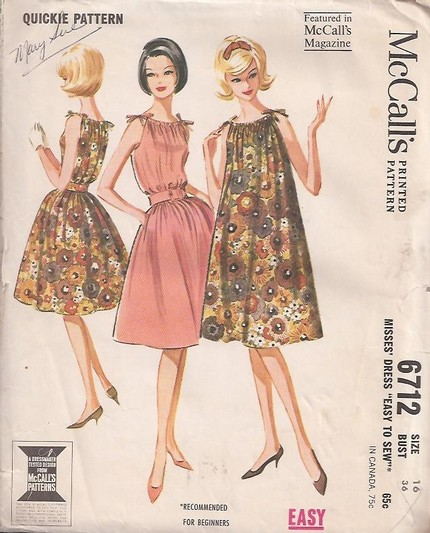 1963 pattern, which is awesome!!