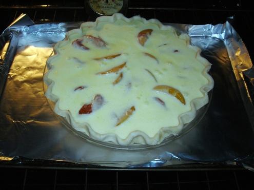 Peach pie-6